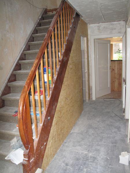 Abstellraum bzw. Kellerzugang unter der Treppe  DIY ...
