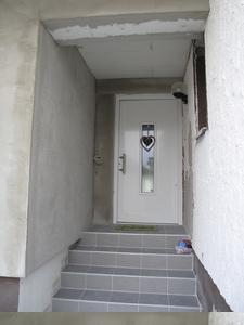 Dämmung Eingangsbereich