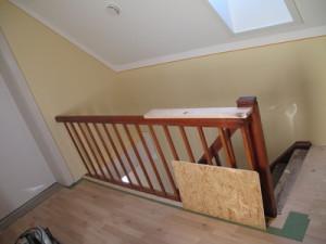Treppengeländer Verkleiden treppengeländer versteckt diy workblog de