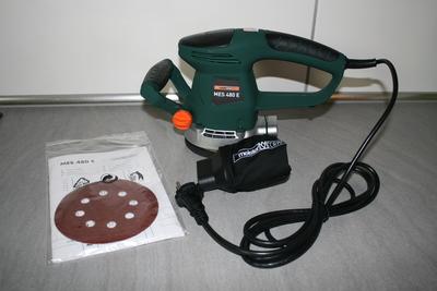 MeisterCraft Exzenterschleifer MES 480E