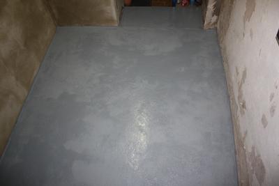 Epoxidharz - Deckanstrich