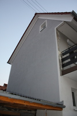 Fassade nachher
