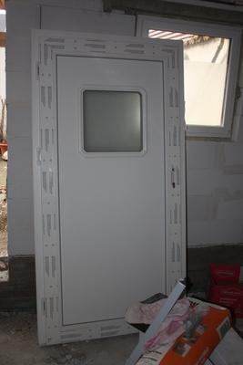 Nebeneingangstür metall  Von der Werkstatt zum Freizeitraum… V – DIY-Workblog.de