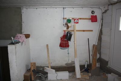 Wandfläche