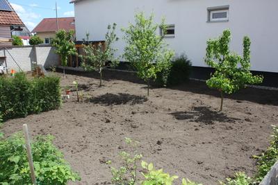 Garten: Neuer Mutterboden