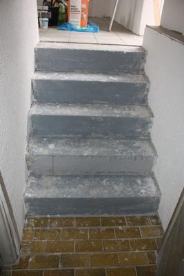 Kellertreppe Ursprung