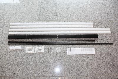 Alu-Fliegengitter: Material